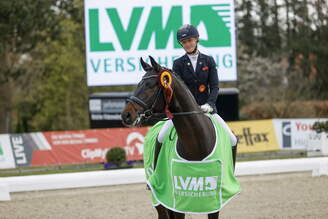 Hagen: Fassianos wins LVM Youngster Championships