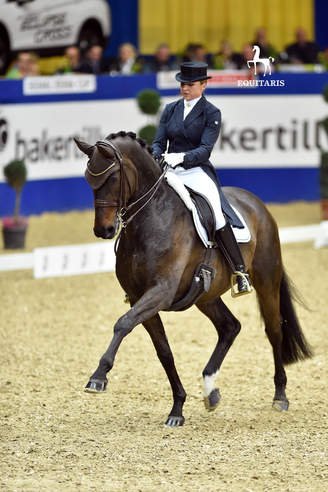 Dortmund: Good results for Fohlenhofs Rock'n Rose