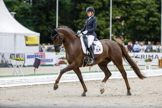 Verden: Fifth place for For Magic Equestra