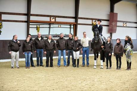 breeders spring 2012