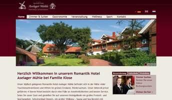 Romantik Hotel Aselager Mühle e.K.