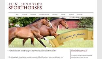 Elin Lundgren Sporthorses