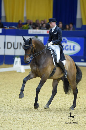 Dortmund: Third rank for Real Dancer FRH