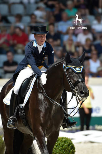 Tryon/USA: Dante Weltino OLD nominiert