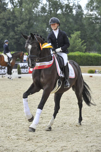 Münster-Handorf: Dark Diamond HM ist Westfalen-Champion