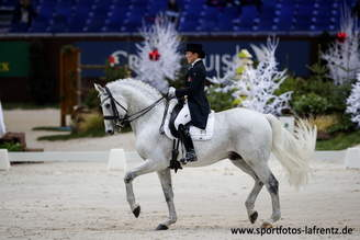 Geneva/SUI: Fifth Place for Raffaelo va Bene