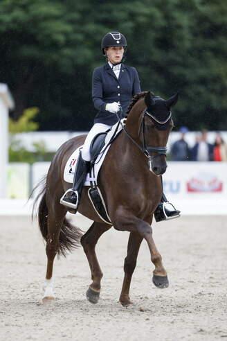 Verden: For Magic Equesta wins bronze medal
